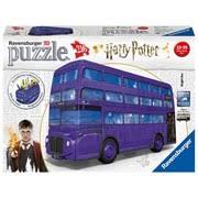 Ravensburger Harry Potter Knight Bus 3d Puzzle 216pc (<b>11158</b>)