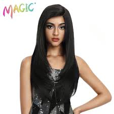 "<b>MAGIC Hair Synthetic Wigs</b> Soft Ombre bob wig 8 24""Inch Synthetic ..."