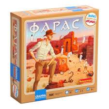 <b>Настольная игра BONDIBON</b> Фарас — купить в интернет ...