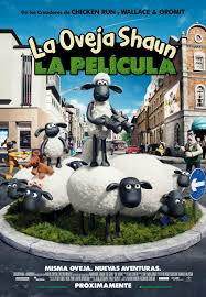 Resultado de imagen de la oveja shaun