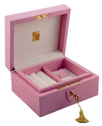 <b>Шкатулка</b> для драгоценностей LIVERPOOL, <b>розовая</b> (артикул ...