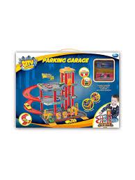 Игровой <b>набор Dave Toy</b> Парковка с 2 машинками DaveToy ...