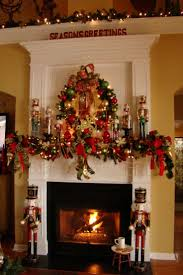 late christmas ideas decorating a whole bunch of christmas mantels  christmas decorating