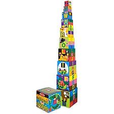 Shop Melissa & Doug <b>Alphabet</b> Nesting and Stacking Blocks - <b>Free</b> ...