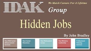 what are the hidden jobs and how are they different from posted what are the hidden jobs and how are they different from posted job vacancies