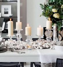 beautiful table decor candle