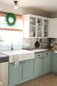 Painted Kitchen 17 Best Ideas About Painted Kitchen Cabinets On Pinterest