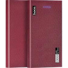 <b>Внешний аккумулятор Hoco B36</b> Wooden 13000мАч Red Cell ...
