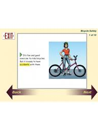 safety skills reader safety skills reader software sample screen