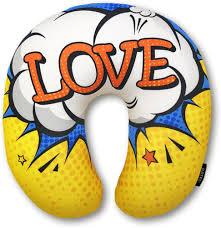 Отзывы на <b>Подушка</b> для шеи <b>Ratel Happy</b> Valentine's Day от ...