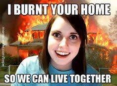 crazy-girlfriend-meme-generator-i-ran-into-your-ex-today-with-my ... via Relatably.com
