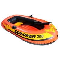 Надувная лодка Intex Explorer-200 Set (58331) — <b>Надувные</b> ...