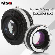 <b>Viltrox</b> Reducer Speed Booster Lens Adapter Tube <b>Ring</b> For Nikon ...