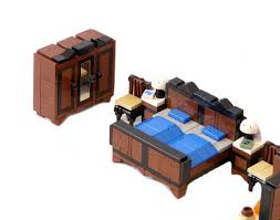 the lego modular building line is one of my favorites here are a bunch of lego furniture ideas ill borrow from to furnish them building bedroom furniture