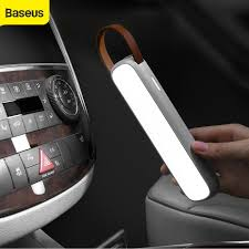 <b>Baseus Solar</b> Car <b>Emergency Light</b> Rechargeable LED Magnetic ...