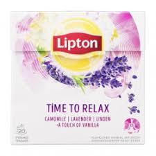 """Отзывы о Чай <b>Lipton</b> Time to relax """"Гармония и баланс"""""""