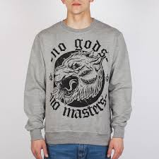 <b>Толстовка OUTCAST No gods</b> No masters, купить, цена с фото ...
