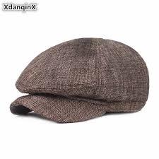 <b>XdanqinX</b> Snapback Cap Dad's Beret Simple Fashion Breathable ...