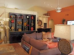 black living room rooms earth