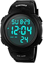 Digital Mens Watches - Amazon.co.uk