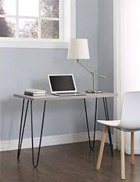altra owen retro desk sonoma oakgunmetal gray altra fur https amazoncom altra furniture ryder apothecary