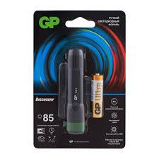 <b>Фонарь ручной GP Batteries</b> C31BE (GP C31BE-2CRFB1 ...