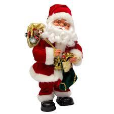 Новогодняя сувенирная <b>фигурка</b> Дед Мороз красный ...