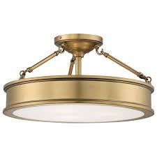 Flush Mount Kitchen Ceiling Lights Flush And Semi Flush Ceiling Lighting At Bellacor