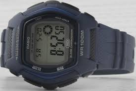 <b>Мужские часы Casio</b> Sport timer <b>HDD</b>-<b>600C</b>-<b>2A</b>