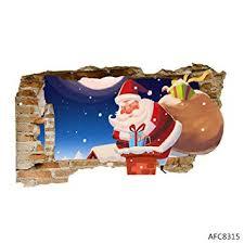 ShiningLove <b>Christmas</b> Home <b>Decoration</b>, 3D <b>Cartoon</b> Santa Claus ...