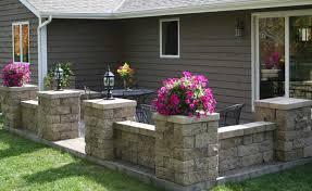 build patio stone easy
