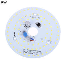 indoor lighting mist bathroom white ceiling low calorific value luminary w w w led ceiling light pcb circular tube