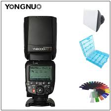 <b>YONGNUO YN600EX RT II 2.4G</b> Wireless HSS Master TTL Flash ...