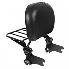 <b>Sissy Bars</b> & Backrests for Harley Davidson - Passenger Backrest