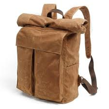 Lixmee <b>Retro Style</b> Simple design Canvas School <b>Backpack</b>