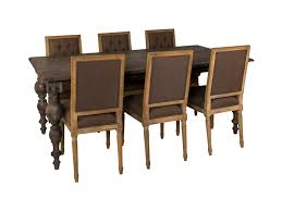 dining table tufted