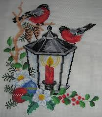 <b>Набор для вышивания</b> крестом | Kanaviçe, Elde nakış, Kanaviçe ...