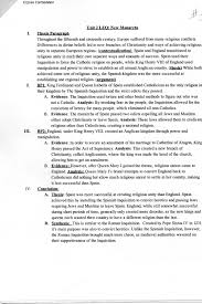 leq sample outlines ap european history mrs sally pierotti leq sample outlines ap european history