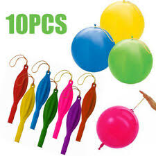 Birthday <b>Punch Balloons</b> for sale | eBay