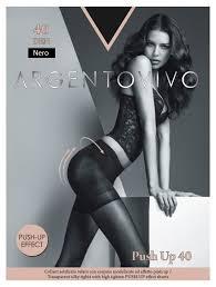 <b>Колготки</b> Argentovivo <b>Push Up 40</b> den — купить по выгодной цене ...