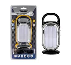 Leisure Quip 200 lumens <b>USB Rechargeable Mini</b> lantern | Camp ...
