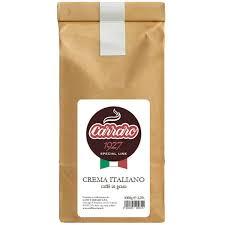 Купить <b>Кофе</b> в зернах <b>Carraro</b> Crema Italiano 1 кг в каталоге ...