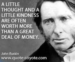 John Ruskin quotes - Quote Coyote via Relatably.com
