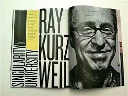 「Ray Kurzweil」の画像検索結果