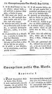 File:Evanjelium podľa <b>Marka</b> - Kapitola <b>1</b> - <b>1 3</b> (Gospel of Mark I <b>1 3</b> ...