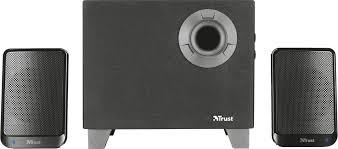 Акустическая система <b>2.1</b> 21184 <b>Trust ZELOS</b> BT 30Вт 3,5mini-jack
