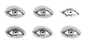 Small Picture Beautiful Woman Eyes Coloring Coloring Pages