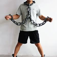 Image result for free photo of persons with shackles, chains