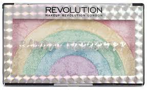 <b>Makeup Revolution</b> unveils <b>rainbow highlighter</b> palette