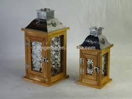 Lanterne Da Giardino Economiche : Giardino oggettistica per la casa di legno lanterne candela con